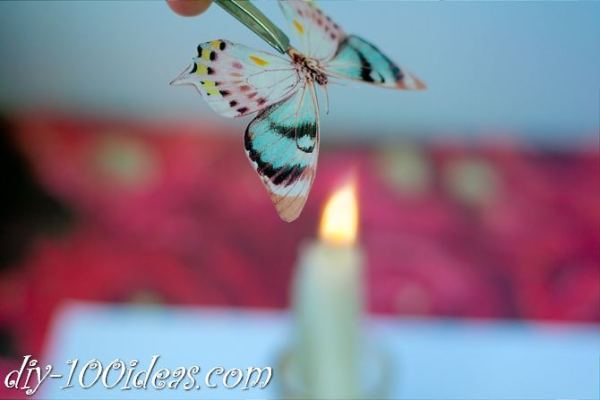 DIY Butterfly From Plastic Bottles (9)