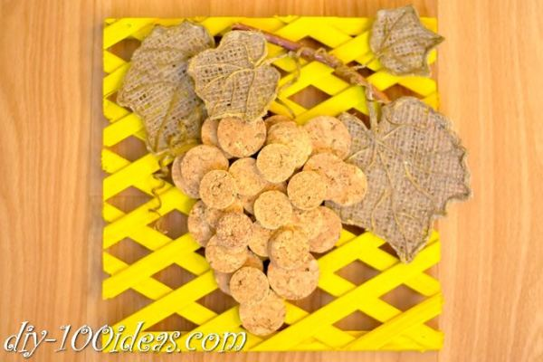 grape from wine corks (15)