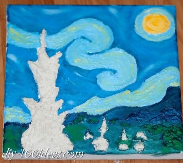 Van Gogh Sttary night (21)