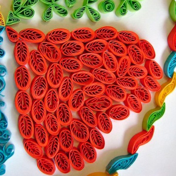 quilled leaf clover (1)