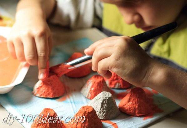 egg-carton-pumpkin-craft-5