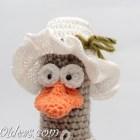 Free pattern Amigurumi Hat