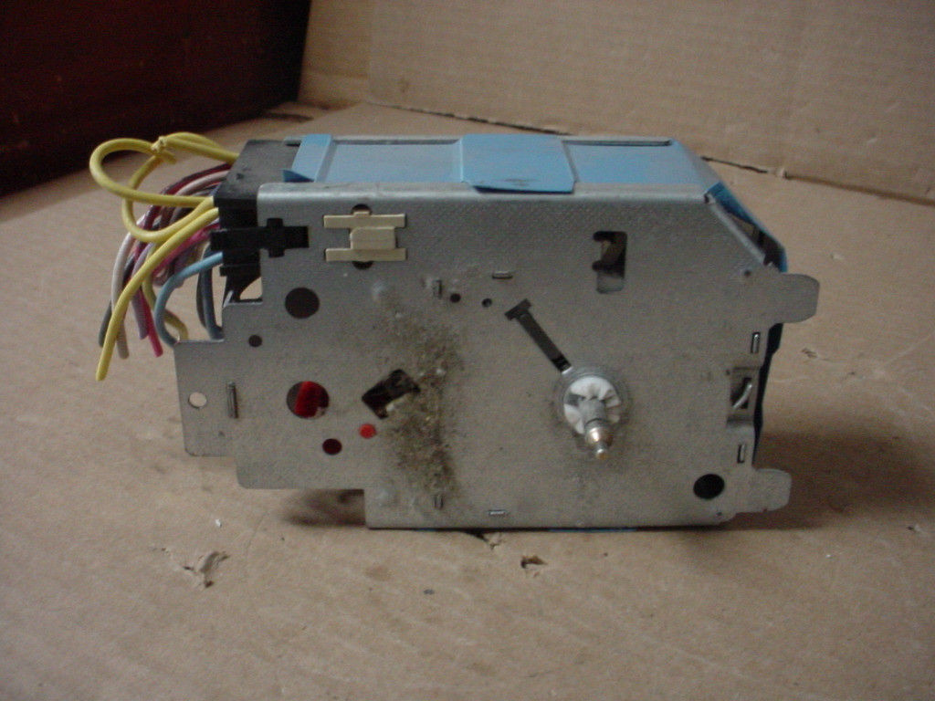 GE Washer Timer Part # WH12X9777