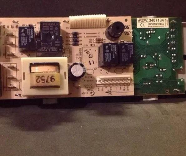 "Part # 3407134 Whirlpool Washer Control Board ""60 DAY WARRANTY""!!!"