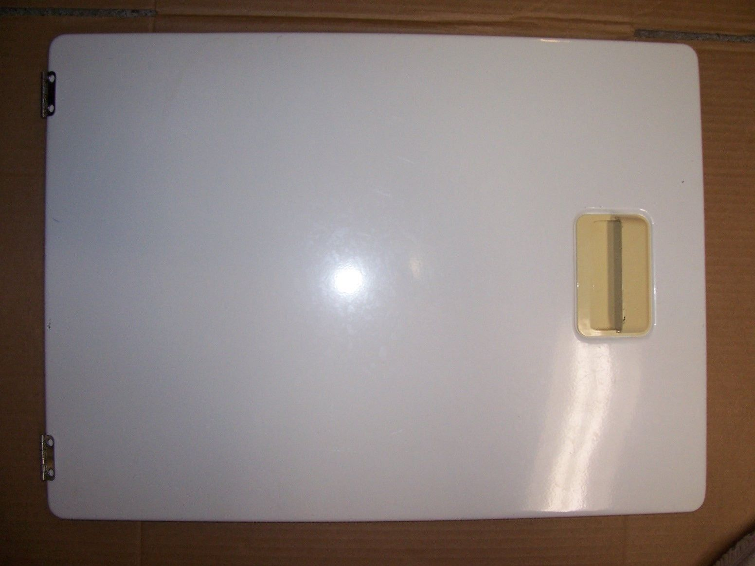 131789303 Frigidaire Electrolux Electric /Gas Dryer DOOR Front Outer Panel White