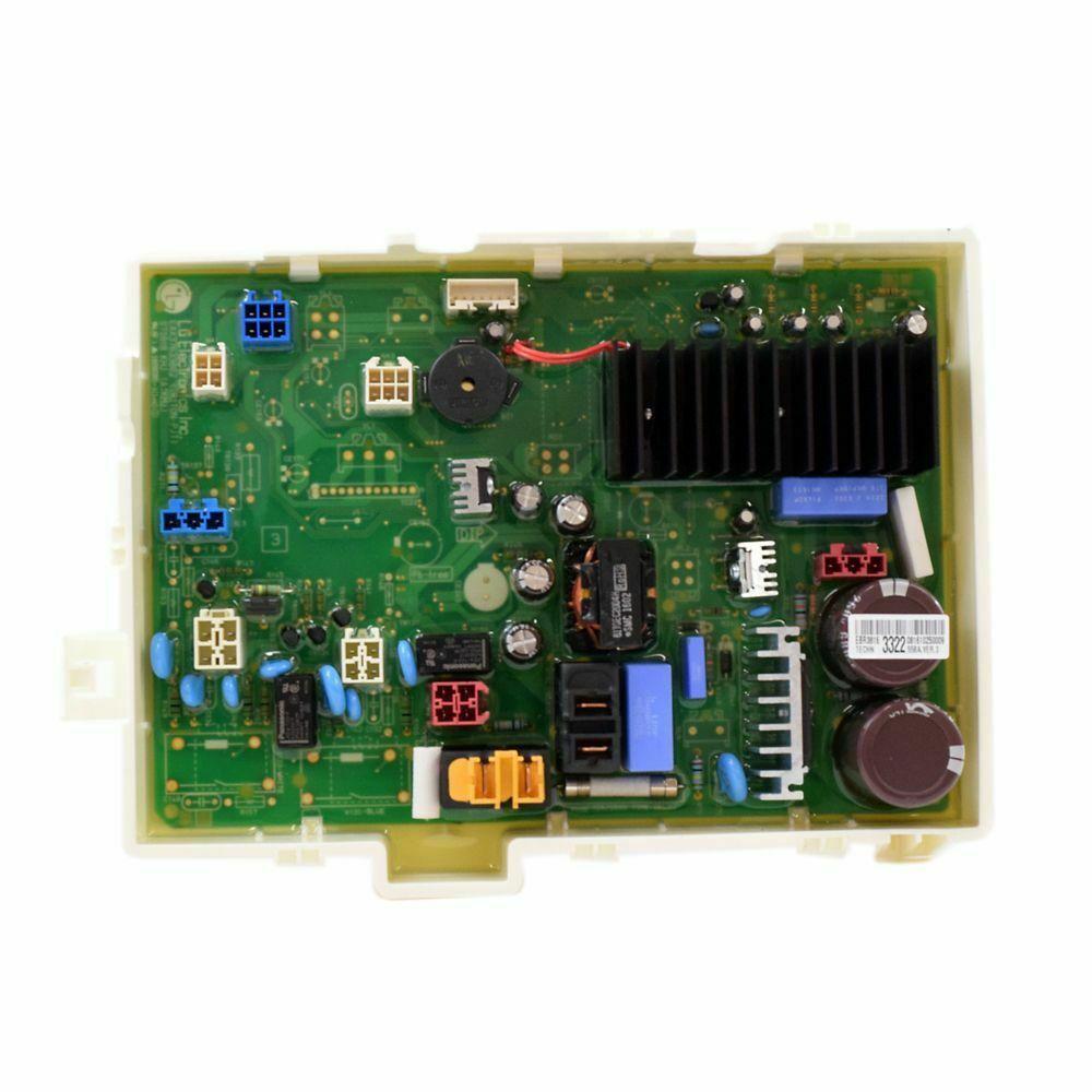 Lg EBR38163322 Washer Electronic Control Board Genuine OEM part