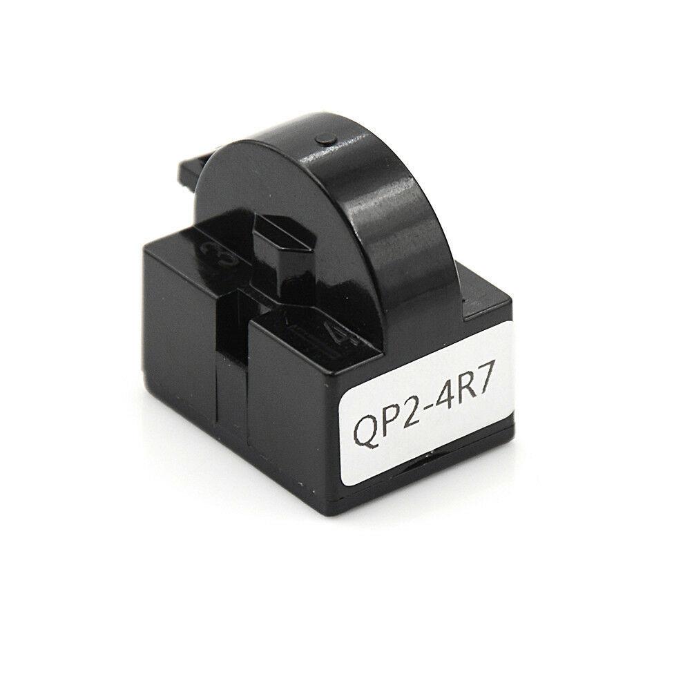 4.7 Ohm 1 Pin Refrigerator PTC Starter Relay Black Parts Pi BH