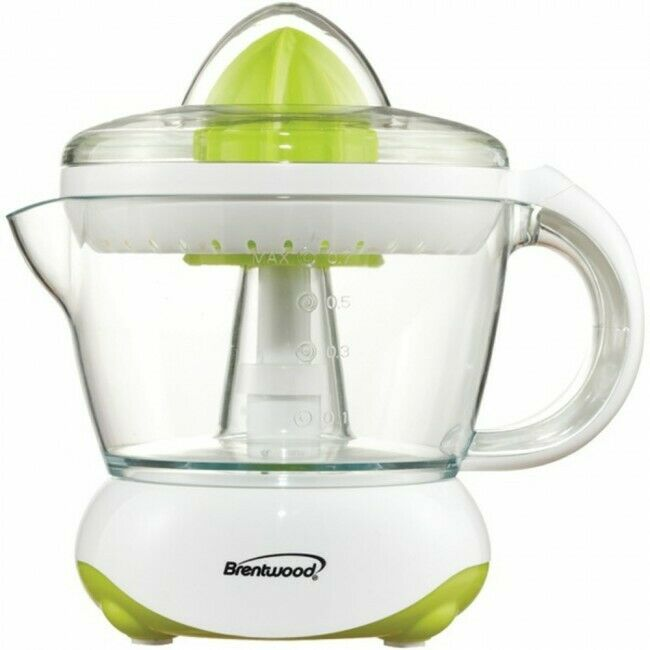 Brentwood Appliances J-15 24-Ounce Electric Citrus Juicer Dishwasher Safe Parts