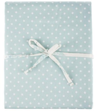 Laura Ashley Spotty Tablecloth