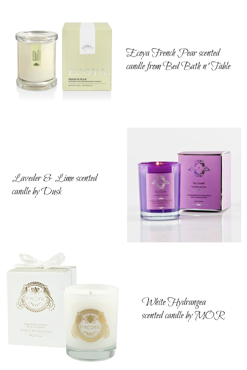 Scented Candle Collage 2