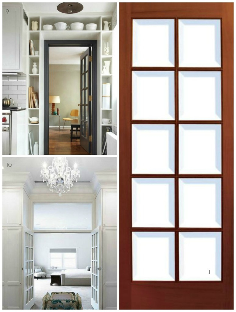 Internal Doors glass panes