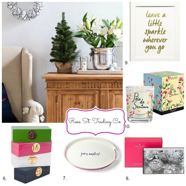 Rose Street trading CO gifts