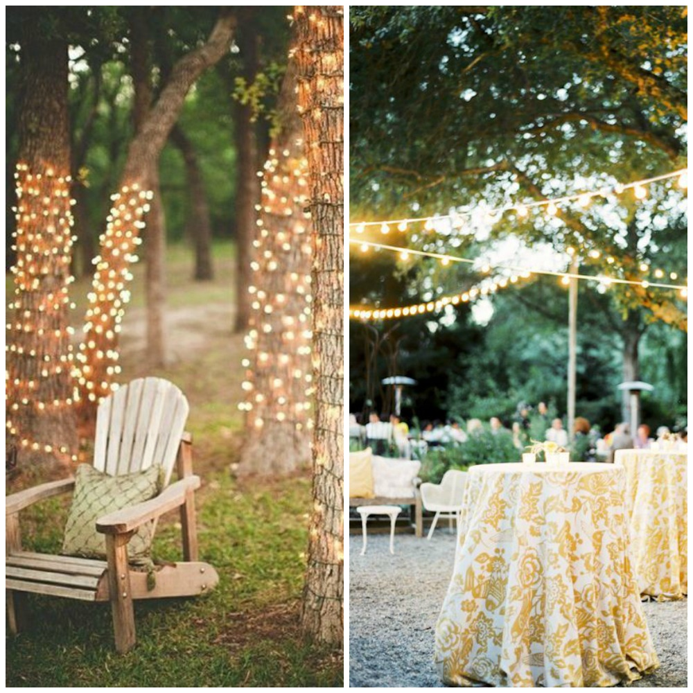 Alfresco Fairy Lights