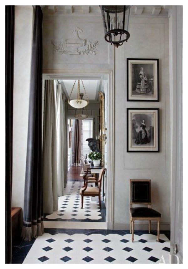 Paris Apartment style3