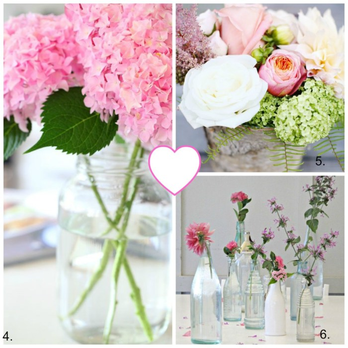 Decorating with flowers2