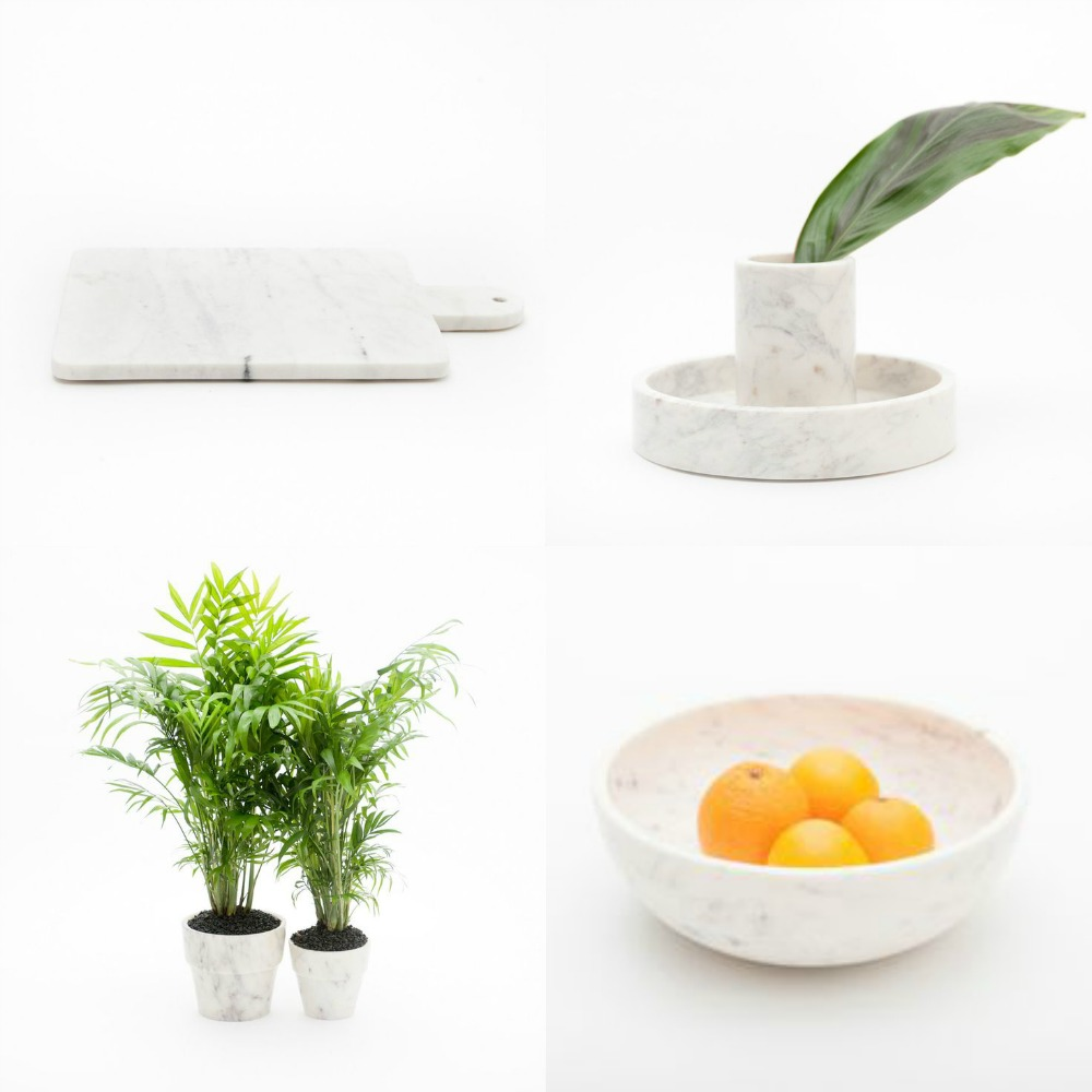 marble homewares