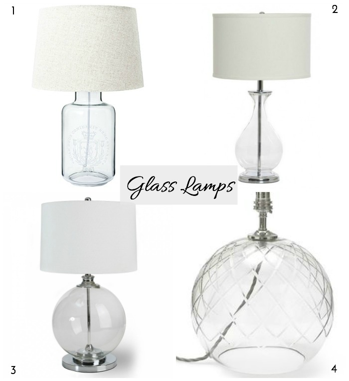 Glass Lamps Australia