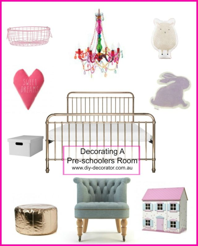 Decorating a Pre-schoolers bedroom