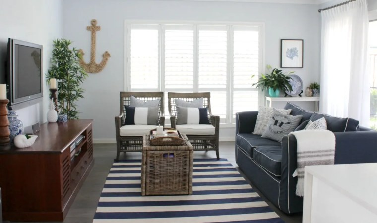 nautical style living