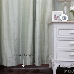 curtain mistake curtains too short