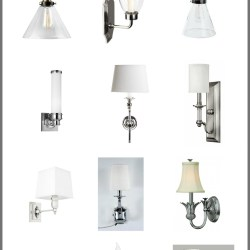 Bathroom wall sconces Australia