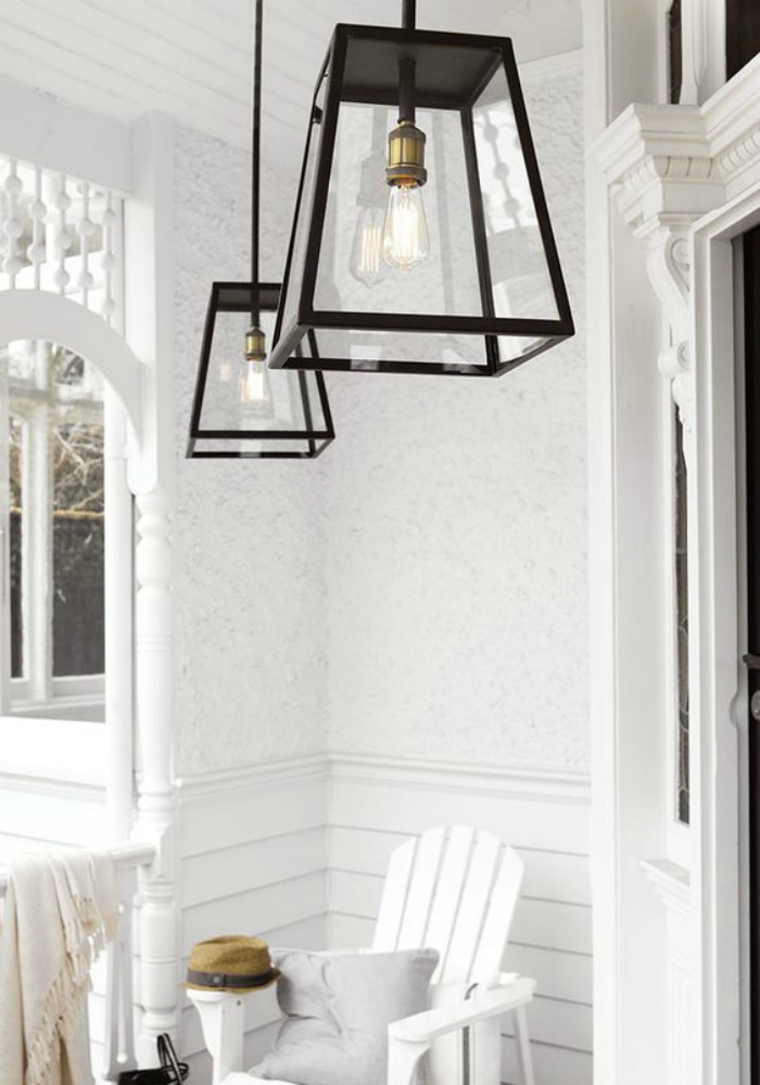 Hamptons Outdoor Lighting