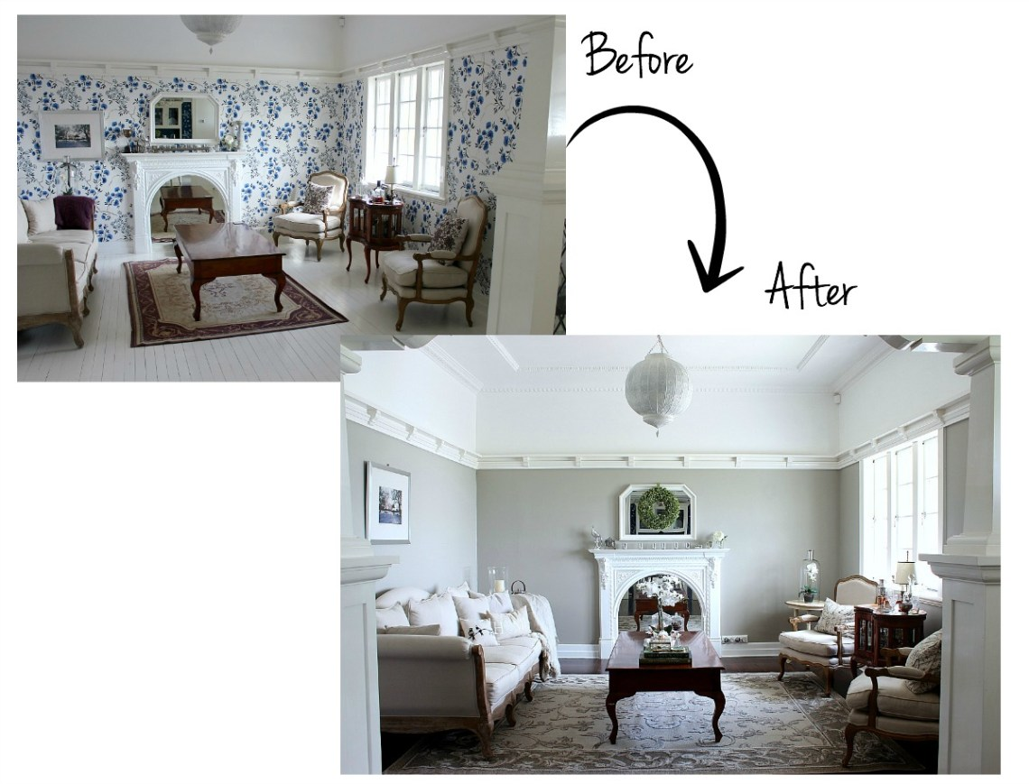 Decor Coaching Before & After