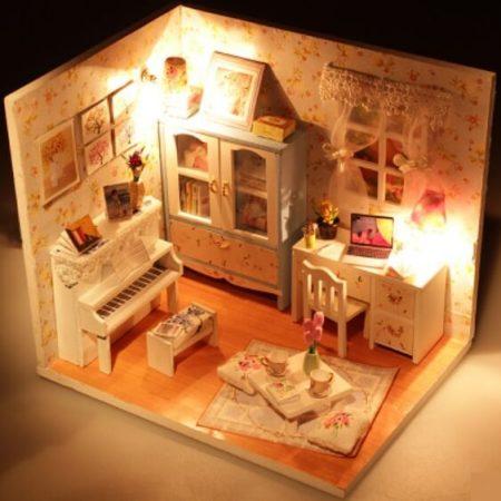 Румбокс DIY-Dom «Комната Александры»