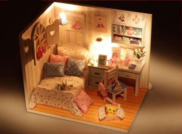 Румбокс DIY-Dom «Комната Полины»