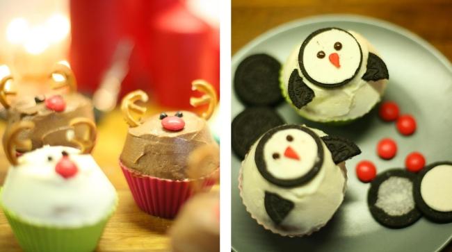 Christmas Cupcakes Recipes