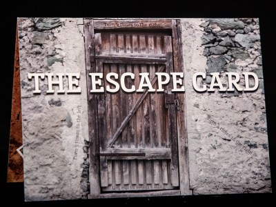 THE ESCAPE CARD