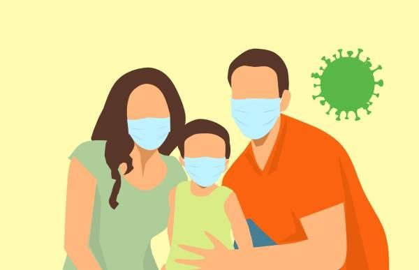 Mundschutz - Nasenschutz