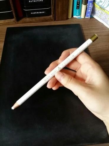 消せる色鉛筆