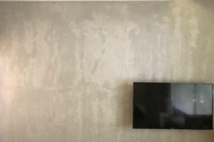海外でリノベーションの参考になったおしゃれな壁掛けテレビ