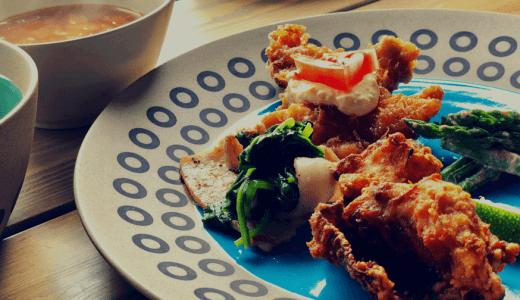 【飯盛】MORIYA(モリヤ)で地元食材を使った1,000以下の安うまランチ