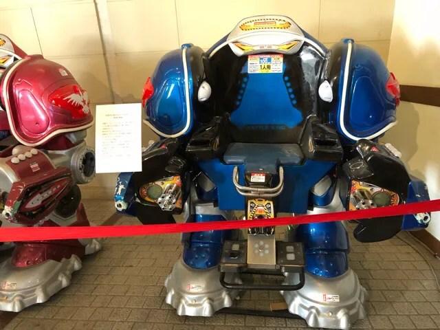 バトルキングのロボット