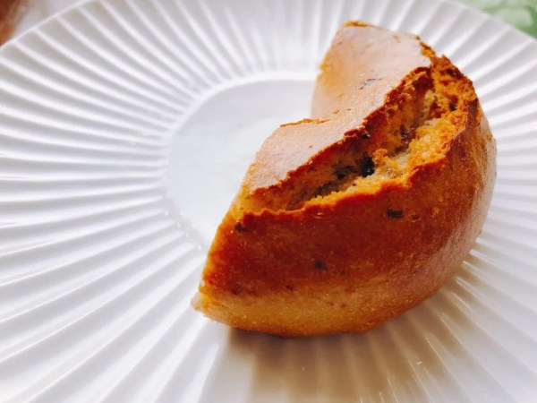 梅蓮のランチの自家製パンのベーグルパンは1番美味しい