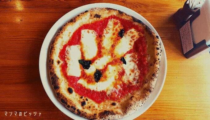 住吉にある「マンマのピッツァ」