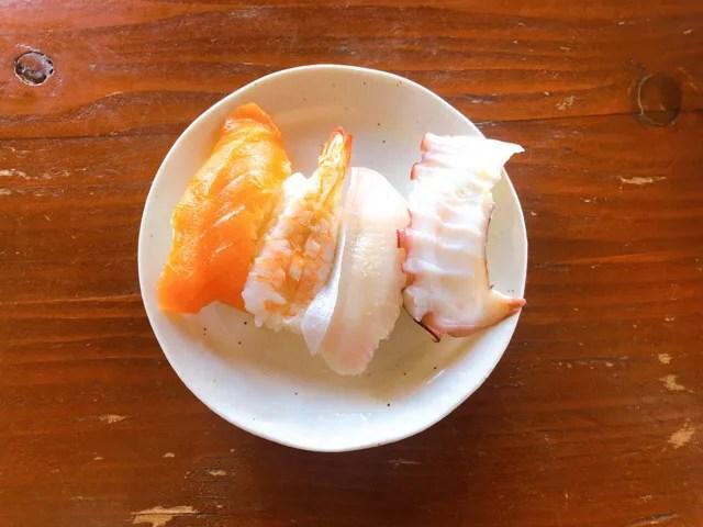 船番所のお寿司