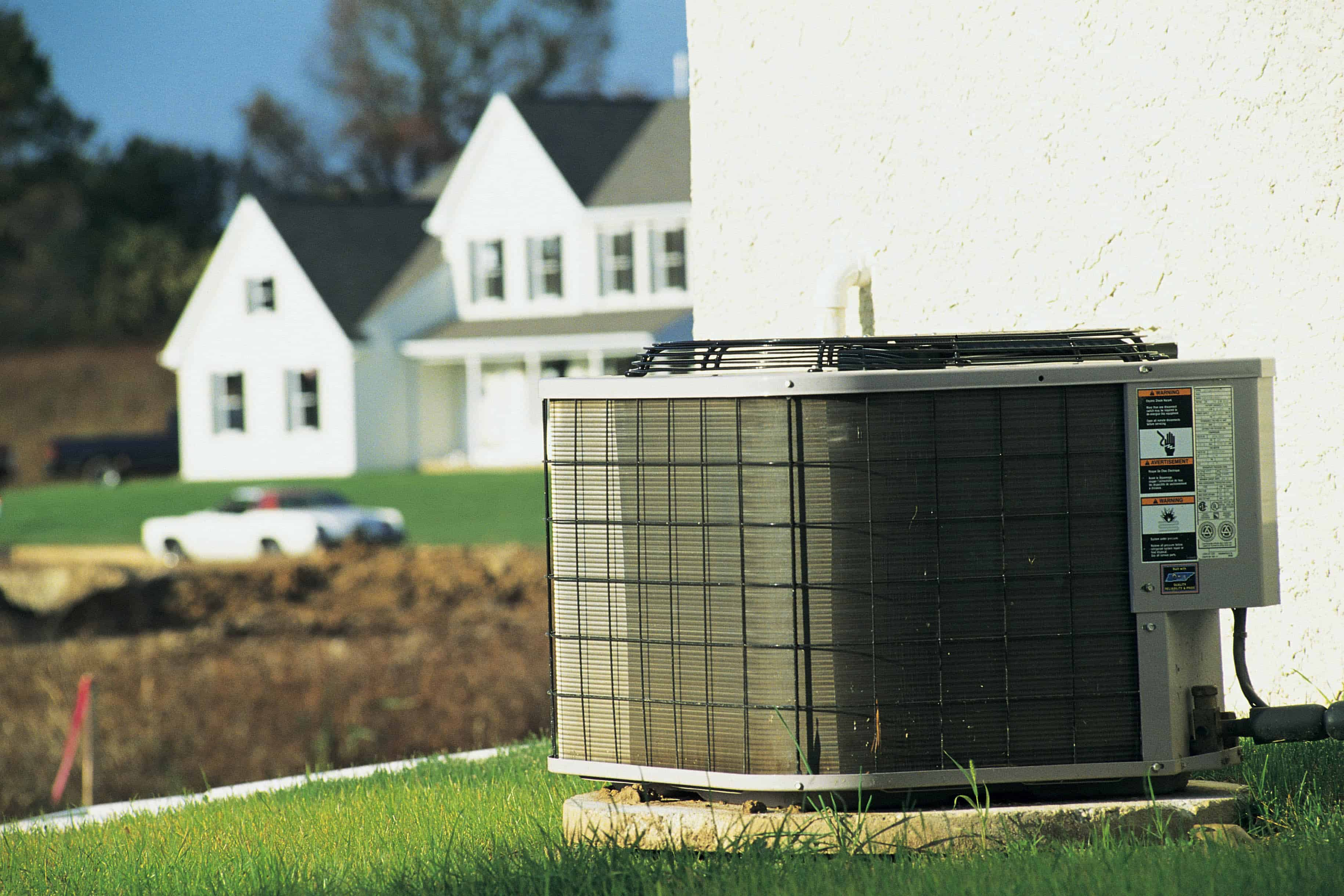 New Central Air Conditioner