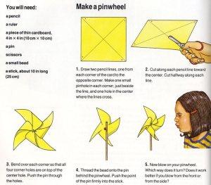 How to Make a Pinwheel