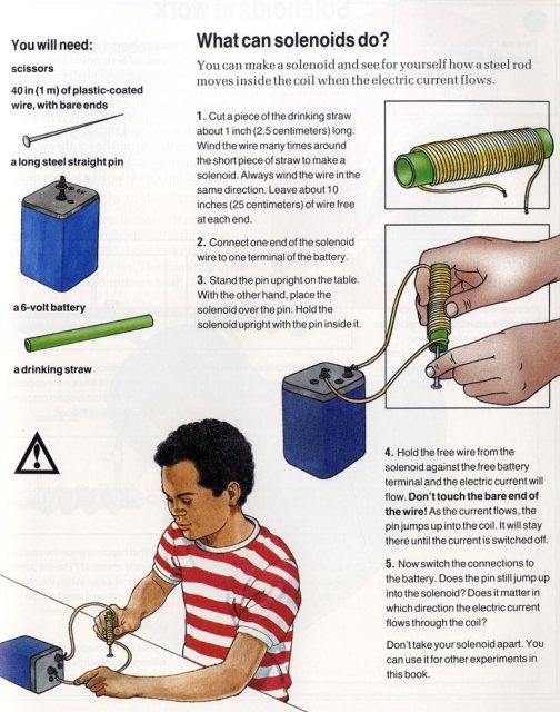 How to make an Solenoid: