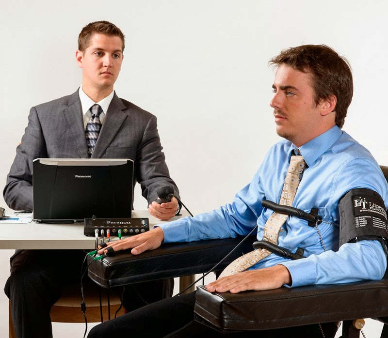 What is a polygraph test and How does a lie detector work?