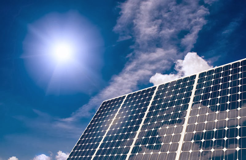 HOW SOLAR POWER WORKS?