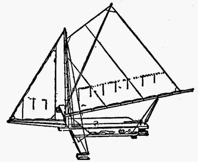 Plan of Ice Boat