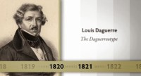 Daguerreotype process - Invention of photography