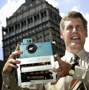 Invention of photography – Digital Photography