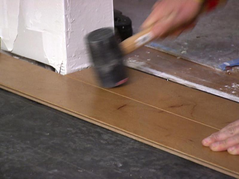 How to Install an Engineered Hardwood Floor   how tos   DIY dkim112 engineered hardwood floor install s4x3