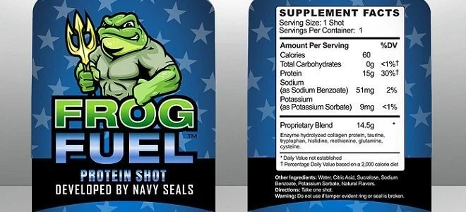 Frog Performance - Frog Fuel Featured