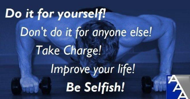 Be-Selfish